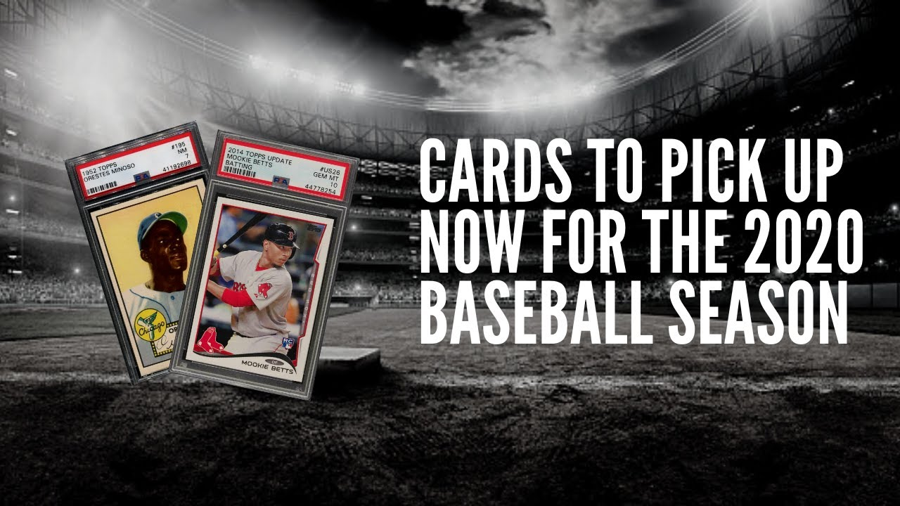 Download Cards To Pick Up Now For The 2020 Season