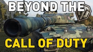 World of Tanks || Beyond the Call of Duty