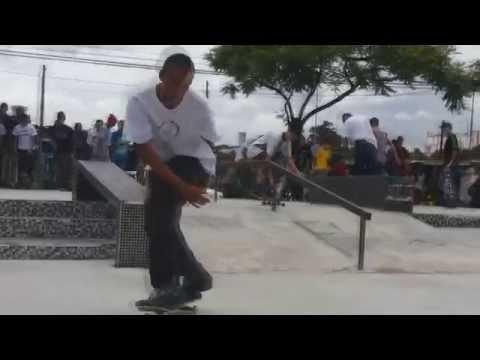 Best Trick, reinauguração da skate plaza CKP - Reforma da sense skate