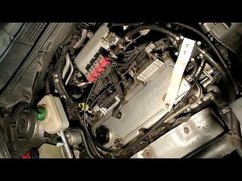 Замена термостата Chery Tiggo 2008 2.4 автомат