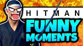Hitman Funny Moments! - #6 - NINJA KILLER CHEF! - (Hitman Hokkaido Gameplay)