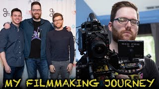 My Filmmaking Journey - Dealing with Festival Rejection, Writing Spec Scripts & More!