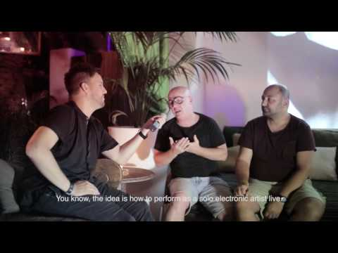 Maceo Plex interviews Stephan Bodzin & XDB