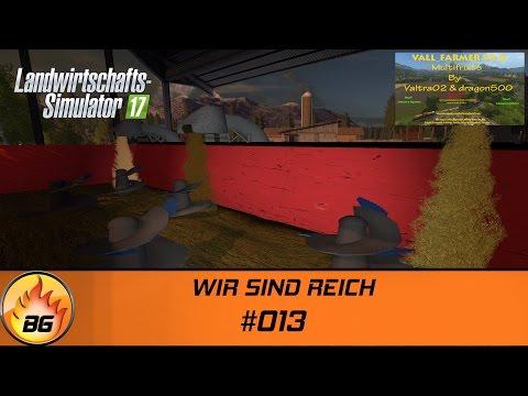 LS17 - Vall Farmer V3.0 #013   WIR SIND REICH   Let's Play [HD]