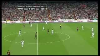 real madrid 2 1 barcelona supercopa 29 08 2012 full match