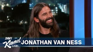 "Jonathan Van Ness on Ending HIV Stigma & New Book ""Over the Top"""