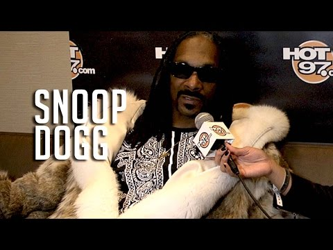 """Snoop Dogg: """"Me & Dre always wanted to impress NY when we made records"""""""