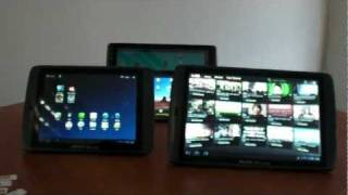 Best Tablet in the World: Archos 80 G9 and Archos 101 G9, my first hands-on