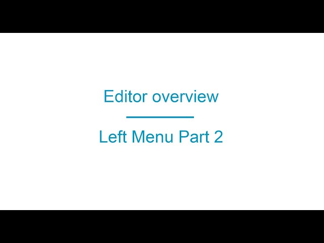 Apprikator.com Left Menu Part 2