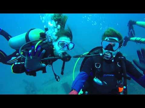 Diving the Bibb