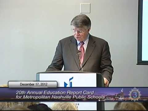 20th Annual Education Report Card for Metro Nashville Public