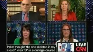 "James Carville: Is Sarah Palin ""Newsweek"" Photo Doctored?"