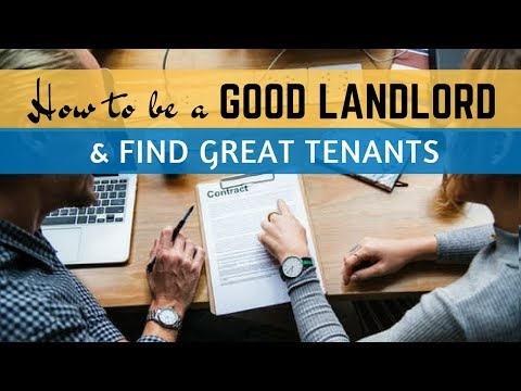 How to Be a Good Landlord and Find Great Tenants – Property Management, Fort Myers, FL