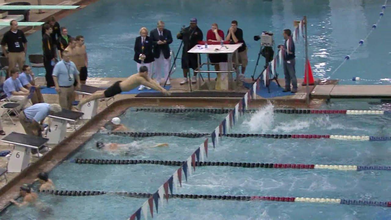 ncaa national swim meet