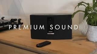 Bose SoundTouch 20 Setup - Premium Sound