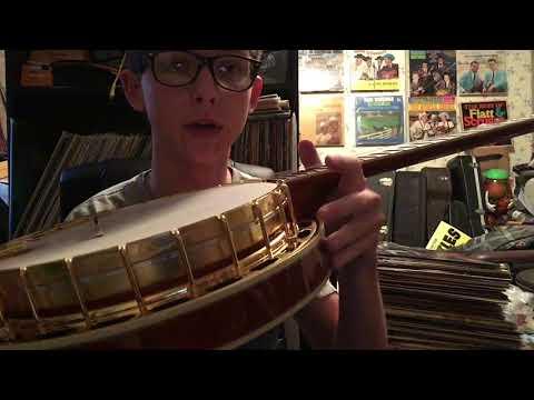 Recording King M-5 Vintage Gold Custom