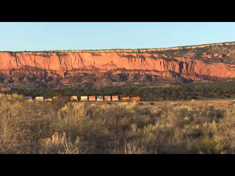 BNSF's New Mexico Mainline