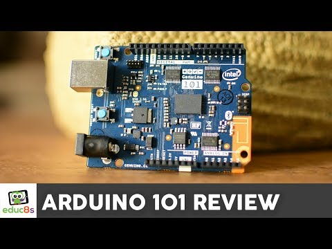 Arduino 101 Review - Dual Core processor and Hardware Neural Network inside