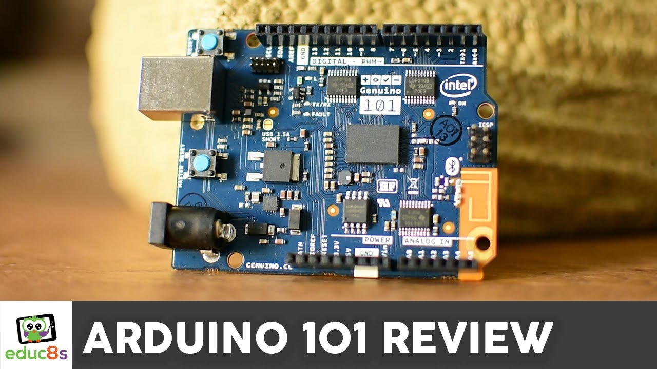 Arduino review dual core processor and hardware