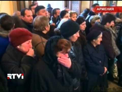 В Армении умер раненный российским военным младенец Сережа Аветисян.