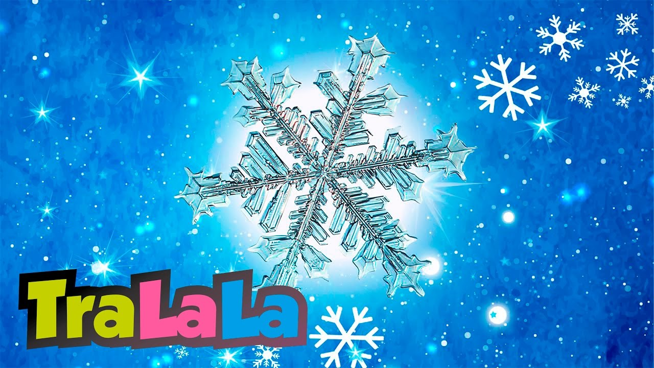 Prima zăpadă - Cântece de iarnă pentru copii | TraLaLa