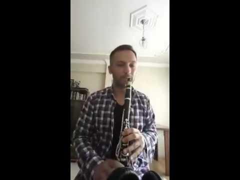 Tolga Akşit' in Hammerschmidt & Klingson klarnetinin akordu yapıldı