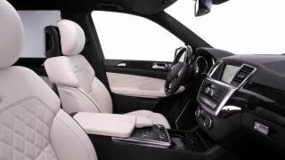 Mercedes Benz GL Class 2013 Videos