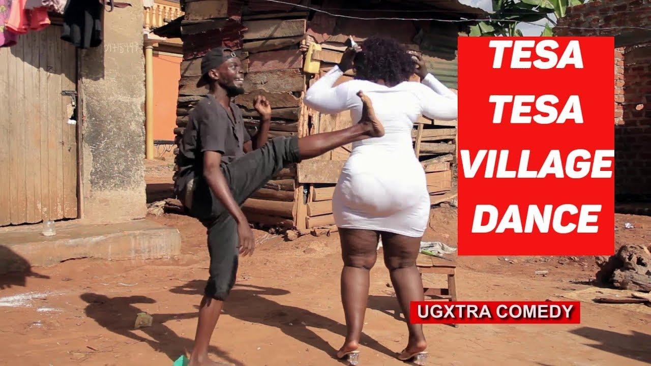 Download TESA TESA DANCE  JUNIOR USHER,COAX,MARTIN,DORAH African Comedy 2021 HD