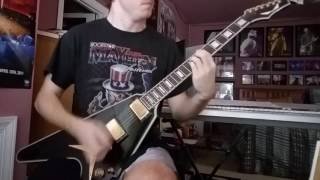 Volbeat The Black Rose Guitar Cover by David Nisoff