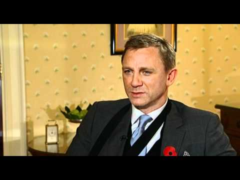 Daniel Craig interview on sleeping with Gemma Arterton