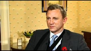 Daniel Craig interview on sleeping with Gemma Arterton