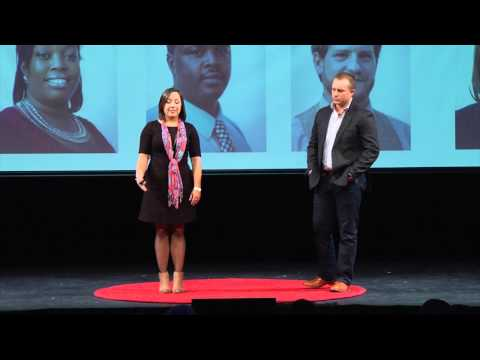 Investing in unexpected talent | Sarah Mullens & Richard Luck | TEDxYouth@RVA