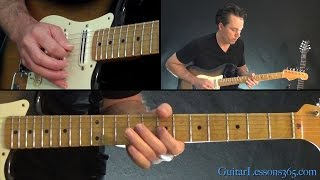 Queen - The Show Must Go On Instrumental Guitar Lesson (Part 1)
