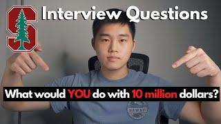 Questions to ask stanford interview