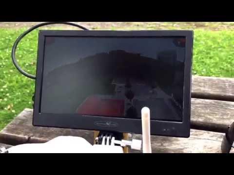 Gstreamer streaming test with stereo camera, Raspberry Pi 3