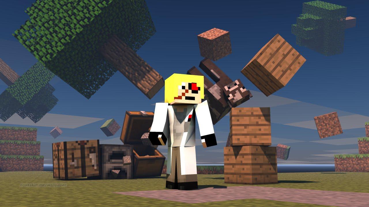 [FR]Minecraft   TrollEdition   Le Docteur Sciences 2   Court Métrage - Quoi ?! Après un an ! Le Docteur Sciences est de retour !