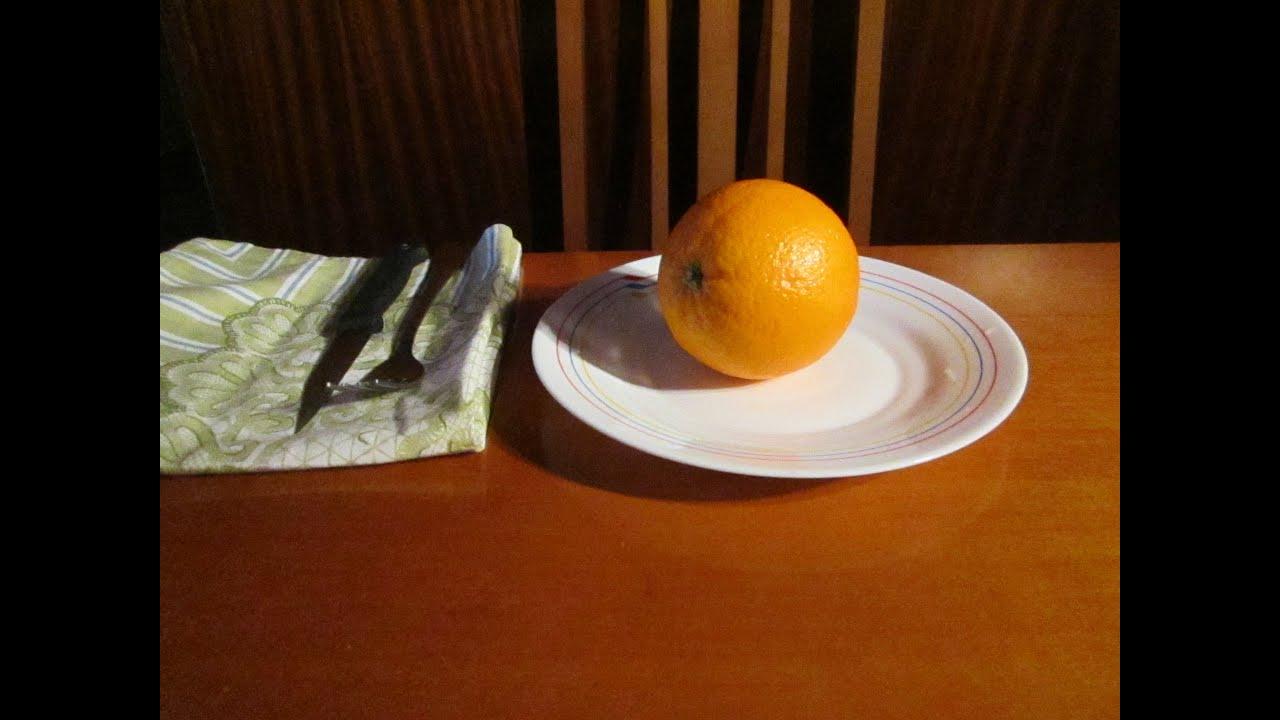 Como comer naranja con cuchillo y tenedor en la mesa for Tenedor y cuchillo en la mesa