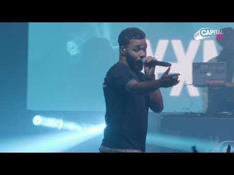 Yungen Performing 'Take My Number' At Capital XTRA Homegrown Live