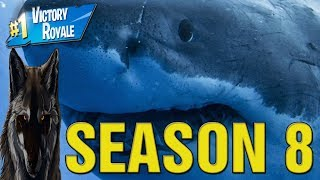 Fortnite Season 8 Getting Ready For Underwater Fighting, Insane Water Map & Deadly Earthquakes!