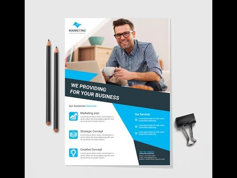 Free business flyer backgrounds free flyer design template how to create a flyer for your business purpose flyer friedricerecipe Images