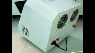 Mesin Bubble Double Blower - Prima Jaya LED