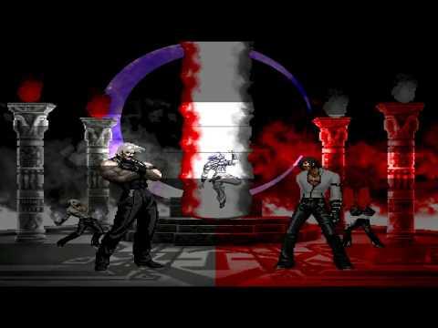 [KOF MUGEN] Archimonde VS Boss Final Nao