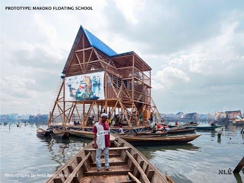 Kunle Adeyemi - NLE - Makoko Floating School