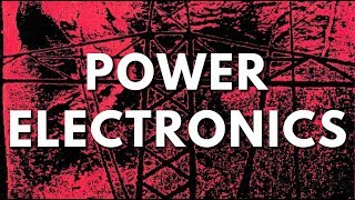 5 Albums to Get You Into POWER ELECTRONICS