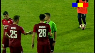 Gaz Metan Mediaș vs FC Voluntari