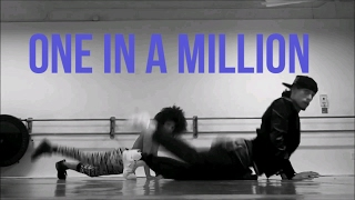AALIYAH- ONE IN A MILLION CHOREOGRAPHY