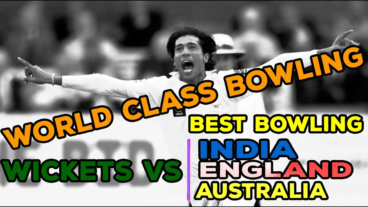 Muhammad Amir Best Bowling - Wicket Compilation - HD
