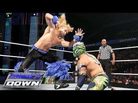 Kalisto vs. Tyler Breeze: SmackDown, July 14, 2016
