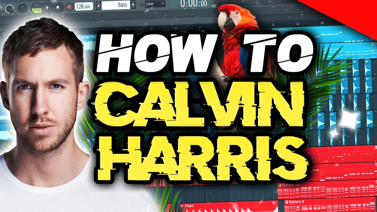 HOW TO MAKE CALVIN HARRIS STYLE - FL STUDIO TUTORIAL | FREE FLP/ALS