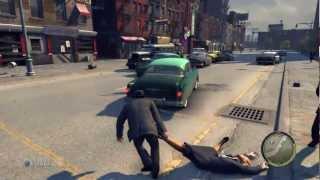 MAFIA 2 Bloopers & Stunts | Funny Moments